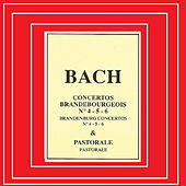 Bach - Concertos Brandebourgeois Nº 4, 5, 6 by Various Artists