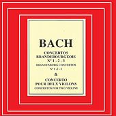 Bach - Concertos Brandebourgeois Nº 1, 2, 3 by Various Artists