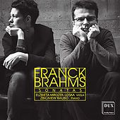Franck & Brahms: Sonatas by Elżbieta Mrożek