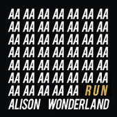 Run by Alison Wonderland
