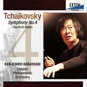 Tchaikovsky: Symphony No. 4 & Capriccio Italian by London Philharmonic Orchestra