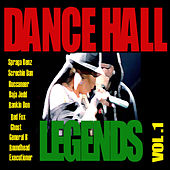 Dancehall Legends von Various Artists