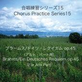Chorus Practice Series 15, Brahms: Ein Deutsches Requiem, Op. 45 (Training Track for Alto Part) by Masaaki Ishiyama
