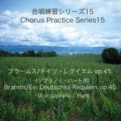 Chorus Practice Series 15, Brahms: Ein Deutsches Requiem, Op. 45 (Training Track for Soprano Part 1) by Masaaki Ishiyama