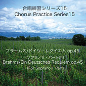 Chorus Practice Series 15, Brahms: Ein Deutsches Requiem, Op. 45 (Training Track for Soprano Part 2) by Masaaki Ishiyama