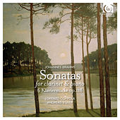 Brahms: Sonatas for clarinet and piano Op. 120 by Various Artists