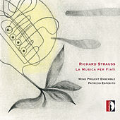 Richard Strauss: La Musica per fiati, Music for Wind by Patrizio Esposito