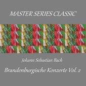 Master Series Classic - Johann Sebastian Bach - Brandenburische Konzerte Vol. 2 by Hamburg Rundfunk-Sinfonieorchester