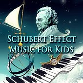 Schubert Effect Music for Kids –  Soothing Sounds to Improve Sleep, Baby Sleep Sounds Music Box, Baby White Noise, Sleep Time Classical Songs & Lullabies for Babies by Effect Music Kids Academy