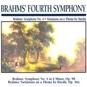 Brahms' Fourth Symphony: Brahms: Symphony No. 4 · Variations on a Theme by Haydn by Radio Bratislava Symphony Orchestra