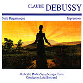 Claude Debussy: Suite Bergamasque · Impressions by Orchestre Radio-Symphonieque Paris