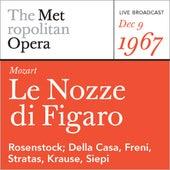 Mozart: Le Nozze di Figaro (December 9, 1967) by Metropolitan Opera