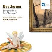 Beethoven: Symphonies 6 & 8 by Klaus Tennstedt