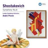 Shostakovich Symphony No 8 by Andre Previn
