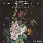 Beethoven: The Complete Music For String Trio Vol. 2 by The Cummings String Trio