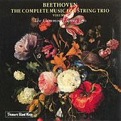 Beethoven: The Complete Music for String Trio Vol 1 by The Cummings String Trio