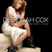 More Than I Knew by Deborah Cox