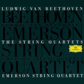 Beethoven:The String Quartets by Emerson String Quartet