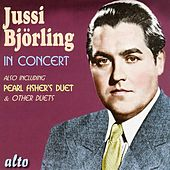 In Concert - Live at Carnagie Hall plus Opera Duets by Jussi Bjorling