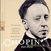 Rubinstein Collection, Vol. 4: Chopin: Polonaises, Andante spianato, Barcarolle, Berceuse by Arthur Rubinstein