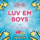 Luv Em Boys by Xo-Iq
