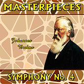 Johannes Brahms: Masterpieces. Symphony No. 4 by Orquesta Filarmónica Peralada