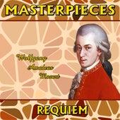 Wolfgang Amadeus Mozart: Masterpieces. Requiem by Orquesta Filarmónica Peralada