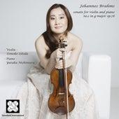 Brahms: Sonate for Violin and Piano No.1 in G Major, Op. 78 by Tomoko Ishida