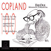 Copland: Third Symphony, Etc. by Eiji Oue