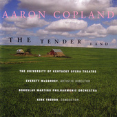 The Tender Land by Aaron Copland