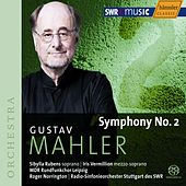 Gustav Mahler: Symphony No. 2 in C Minor on SACD by Gustav Mahler