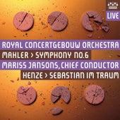 Mahler: Symphony No. 6 / Henze: Sebastian Im Traum by Mariss Jansons