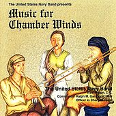Music For Chamber Winds by Various Artists