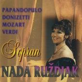 Nada Ruždjak-Sopran/soprano by Nada Ruždjak
