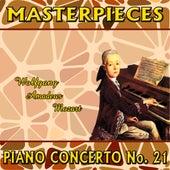 Wolfgang Amadeus Mozart: Masterpieces. Piano Concerto No. 21 by Orquesta Lírica Bellaterra