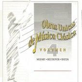 Obras Unicas de Música Clásica Vol. 4 by Various Artists