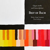 Best of Bach: Organ Works and Transcriptions by Various Artists