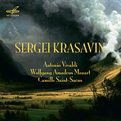 Sergei Krasavin plays Vivaldi, Mozart, Saint-Saëns by Various Artists