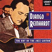 The Art Of The Jazz Guitar by Django Reinhardt