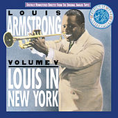 Volume V: Louis In New York by Louis Armstrong