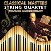 Wolfgang Amadeus Mozart: Classical Masters. String Quartet by Orquesta Lírica Bellaterra