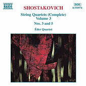 String Quartets (Complete) Vol. 3 by Dmitri Shostakovich