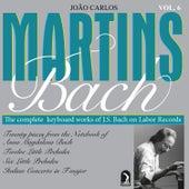 The Anna Magdalena Bach Notebook - Little Preludes - Italian Concerto by Johann Sebastian Bach