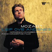 Mozart: Piano Concertos 17 & 20 by Norwegian Chamber Orchestra