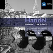 Handel: Solomon & Love in Bath by Various Artists