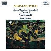 String Quartets (Complete) Vol. 1 by Dmitri Shostakovich