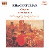 Gayane Suites Nos. 1 - 3 by Aram Ilyich Khachaturian
