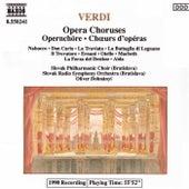 Opera Choruses by Giuseppe Verdi