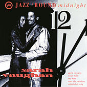 Jazz Round Midnight by Sarah Vaughan
