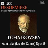 Swan Lake (Lac de Cygnes) Opus 20 by The French National Symphony Orchestra, Roger Desormiere, Peter Ilyich Tchaikovsky